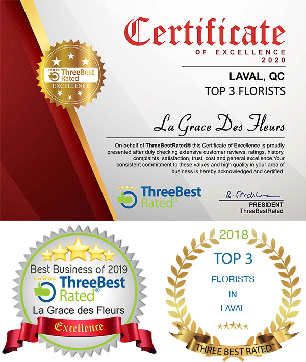 Best Florists in Laval